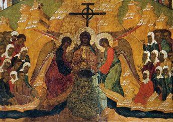 происхождение изнесение честных древ Креста