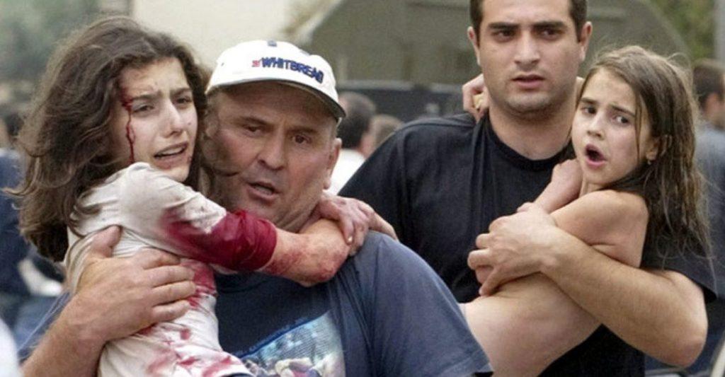 Беслан. Фотографии уцелевших заложников