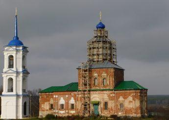 Свято-Успенский Шаровкин монастырь, Калужская область
