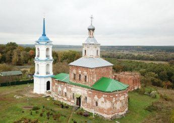 Свято-Успенский Шаровкин монастырь