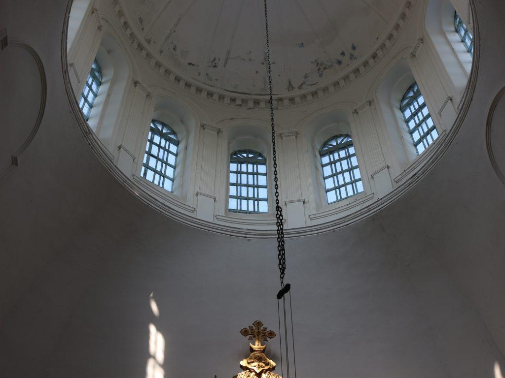 Рождественский храм Лесное Уколово