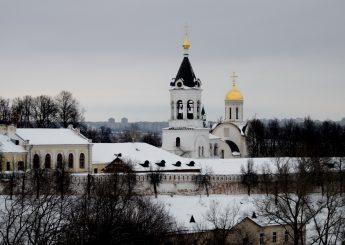 Богородице-Рождественский мужской монастырь г.Владимир