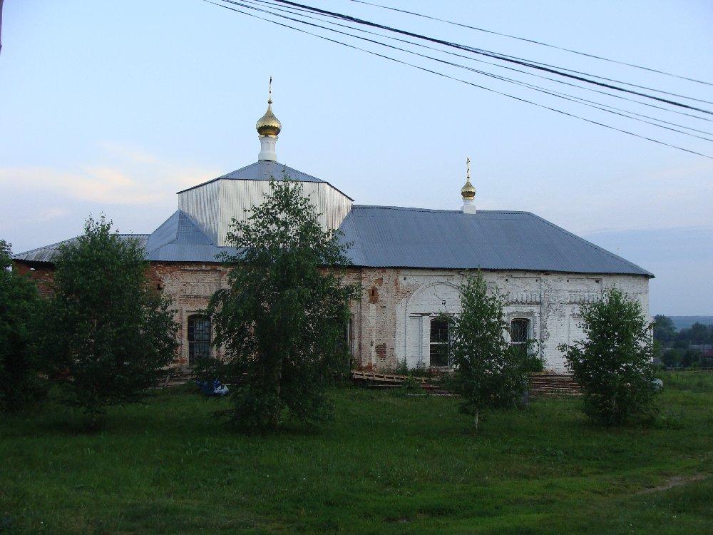 Казанский храм Дмитриев Усад