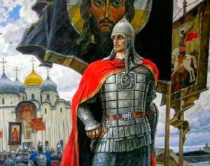 Часовня святого Александра Невского