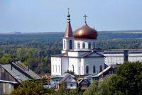 Храм Архангела Михаила Бирск