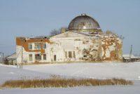 Казанский храм Наумовка