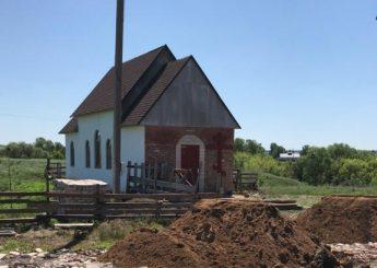 Храм Архангела Михаила Русская Васильевка