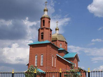 Храм Архангела Михаила Зирган