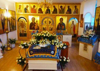 Храм Елисаветы Бобруйск
