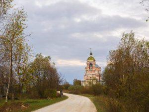 Пожертвовать на восстановление монастыря