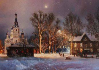 В Жданов Зима