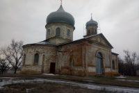 Храм Святого Георгия Свистуновка