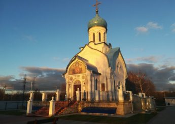 Храм Рождества Богородицы Говорово Москва