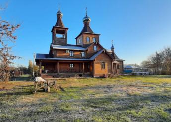 Храм Покрова Пресвятой Богородицы хутор Галицын Краснодарский край