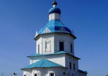 Храм Успения Божией Матери Чебоксары