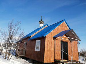 Храм Святителя Николая построен!