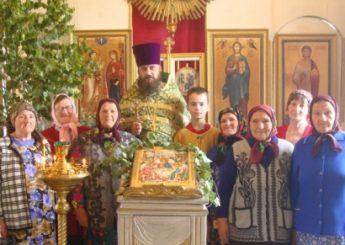 Казанский храм с Дмитриев Усад Мордовия