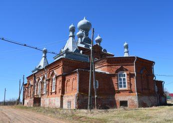 Храм Николая Чудотворца с. Кизьва