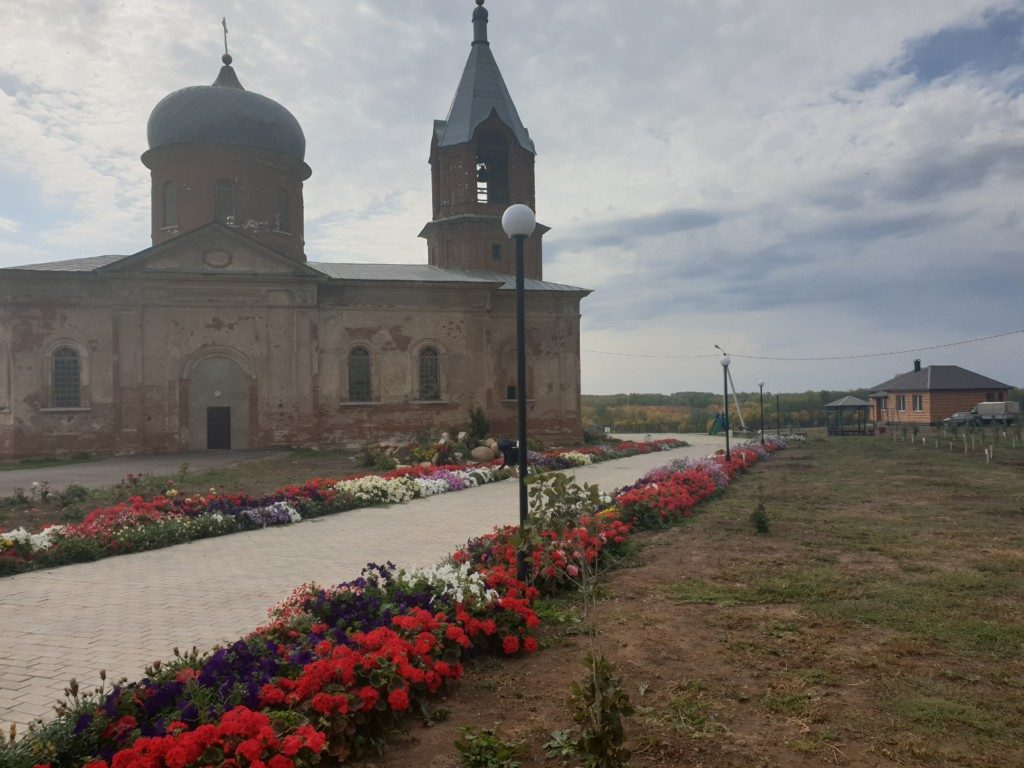 Казанский Храм село Черноречье