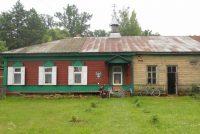 Крестовоздвиженский храм село Воздвиженское Сумская область