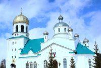 Храм Архангела Михаила село Новобелокатай Башкирия