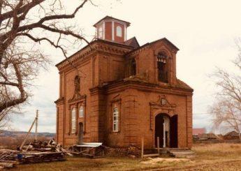 Храм Святителя Луки Крымского село Киселевка Ульяновская область