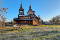 Храм Покрова Божией Матери хутор Галицын Краснодарский край