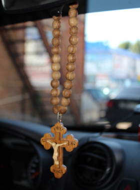 Молебен и молитва о путешествующих